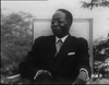 1963 : L�opold S. Senghor, interview, reportage S�n�gal